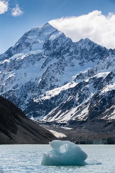 Ice berg right ahead!