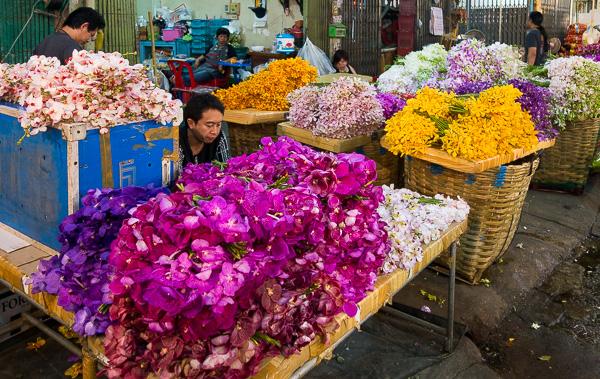 FlowerMarketBangkok